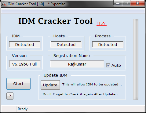 IDM DOWNLOAD MANAGER KEY GENERATOR