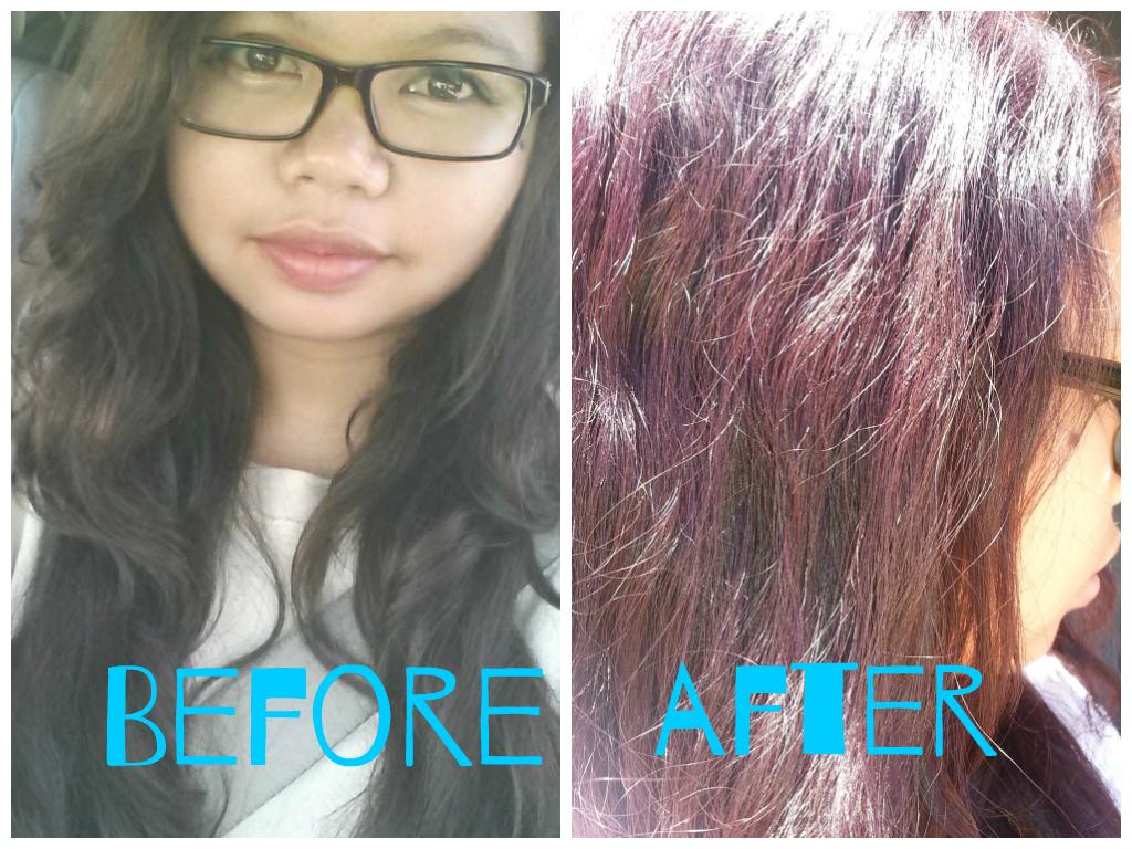 K Party With Payton Ulzzang Makeuplife Hair Adventures Dye