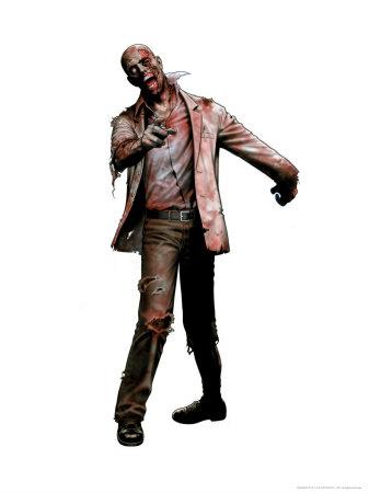 Los zombies causaron pánico en Mendoza