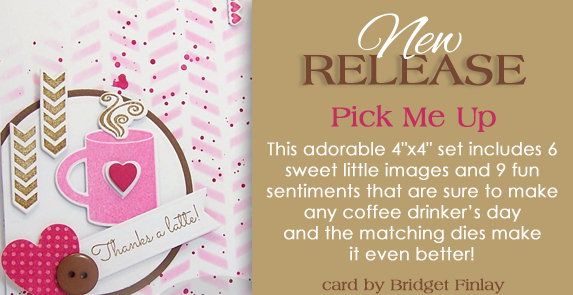 Believe: Sweet 'n Sassy Stamps March Blog Hop Day 4: Pick me up.