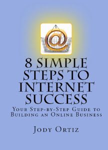 "Author of ""8 Simple Steps to Internet Success"""
