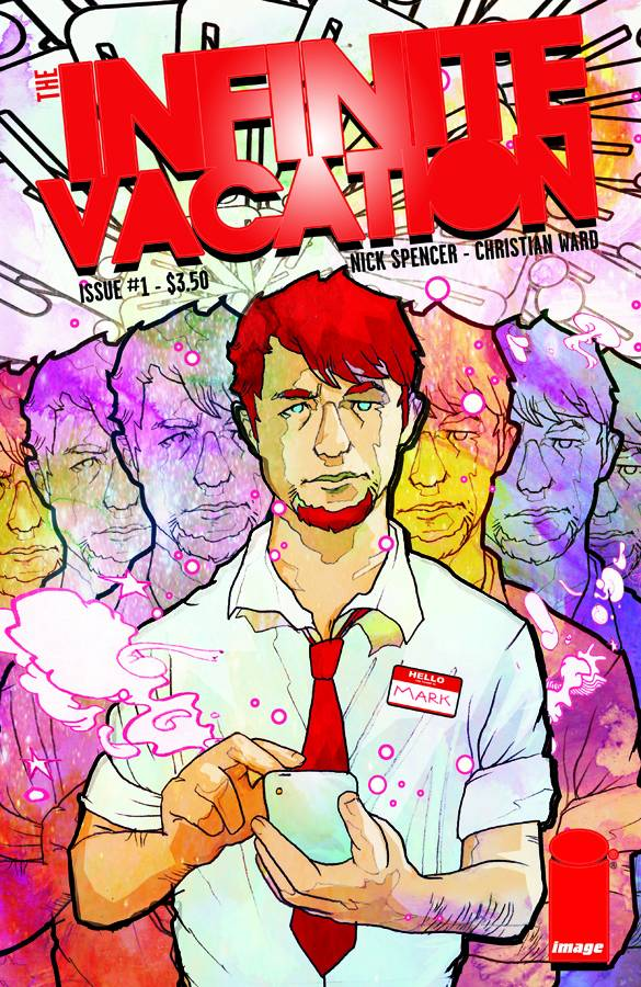 The Infinite Vacation #1   Comic Of The Day