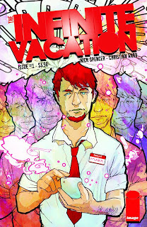The Infinite Vacation #1 - Comic of the Day