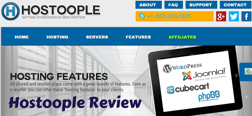 Hostoople Review: Cheap Windows Reseller Hosting For Bloggers