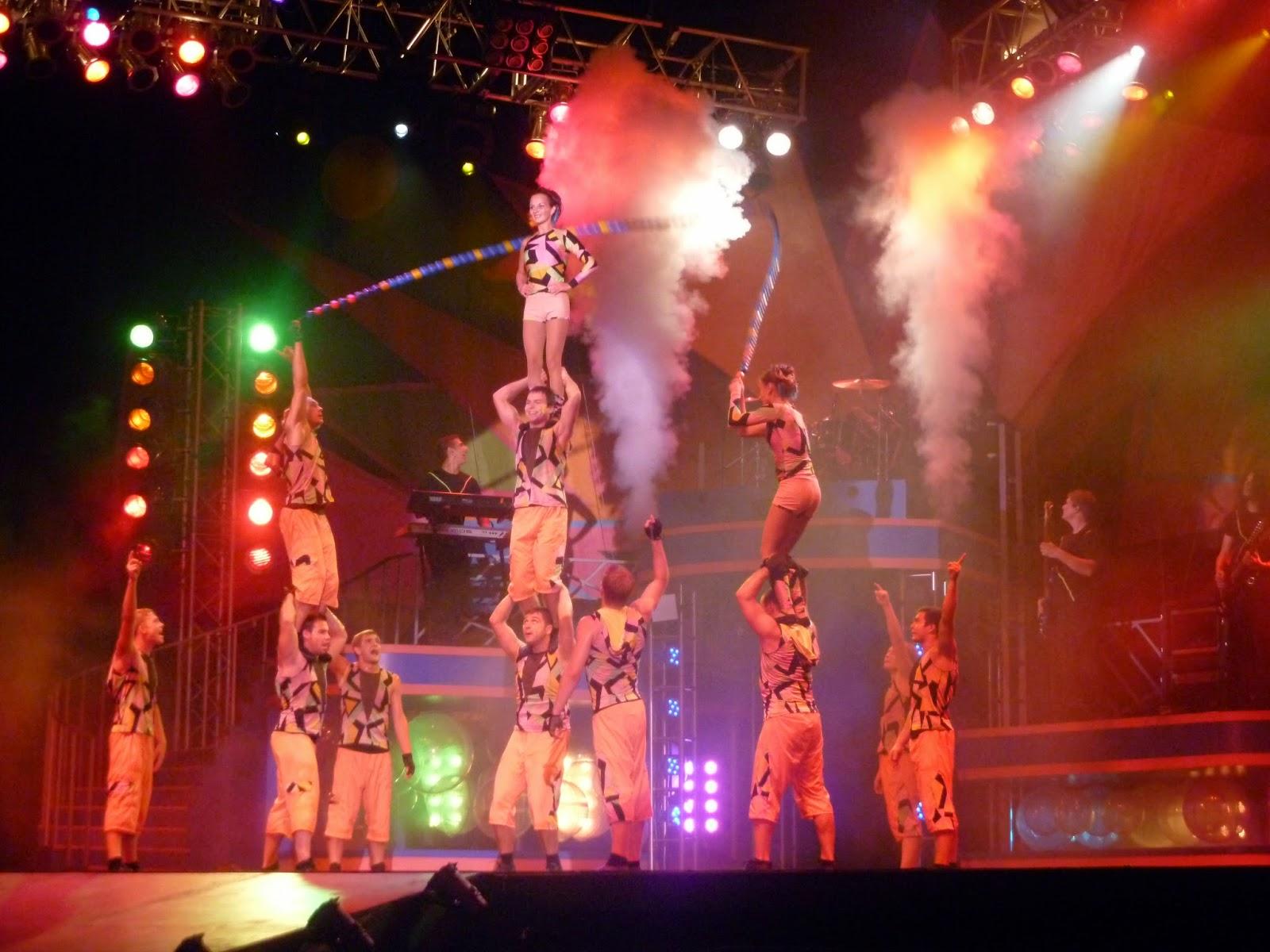 The BGT Freak Summer Nights Returns To Busch Gardens