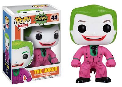 Funko Pop! Television Batman-Classic-TV-Series-Pop-Vinyl-The-Joker