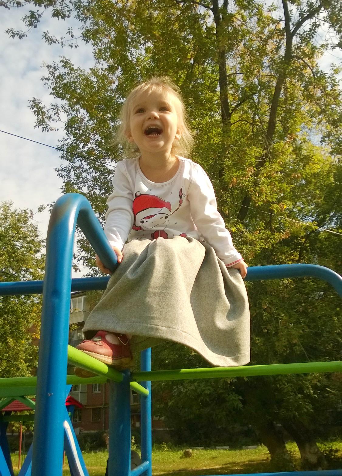 юбки для детей