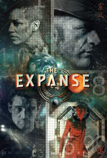 The Expanse 1ª Temporada Torrent - BluRay 720p Dual Áudio