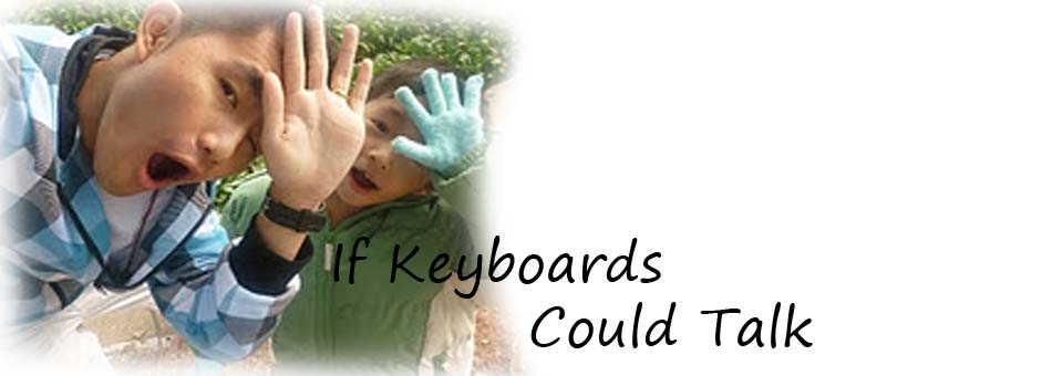 If Keyboards Could Talk