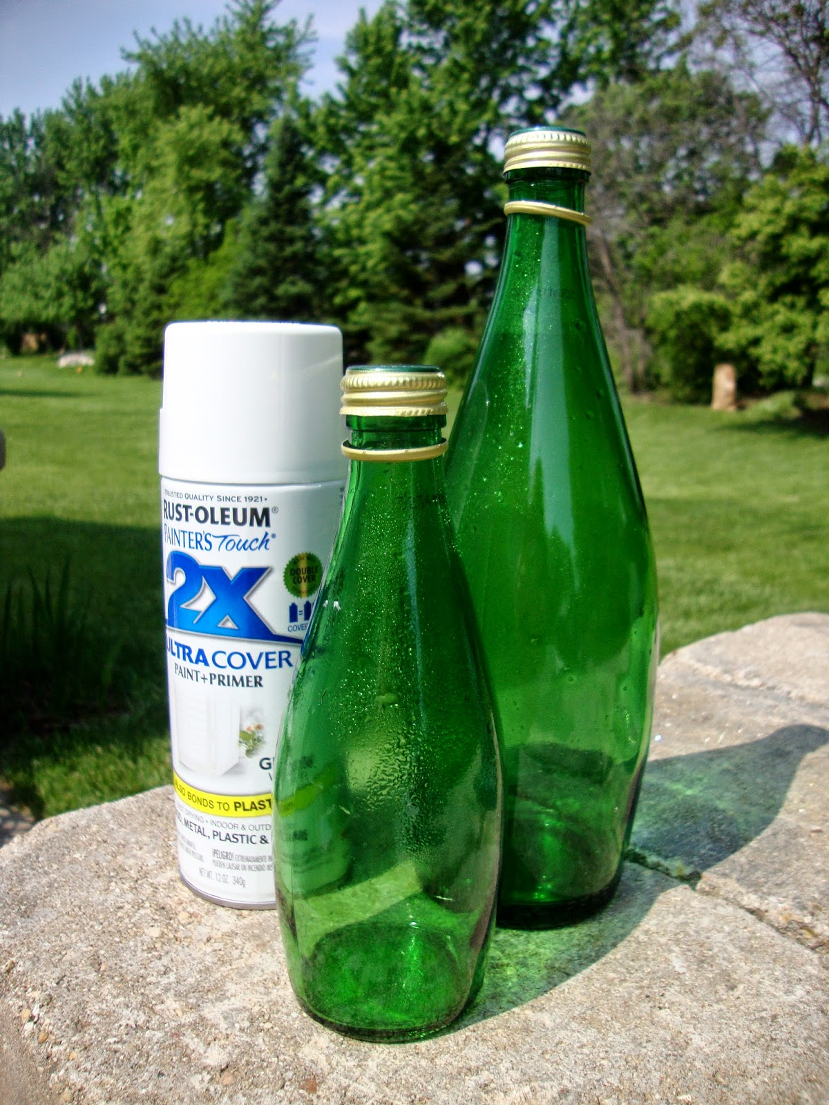 Recycled glass bottles fashionlingual - How to recycle glass bottles ...