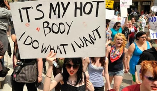 Slut Shaming Women Who Have Sex