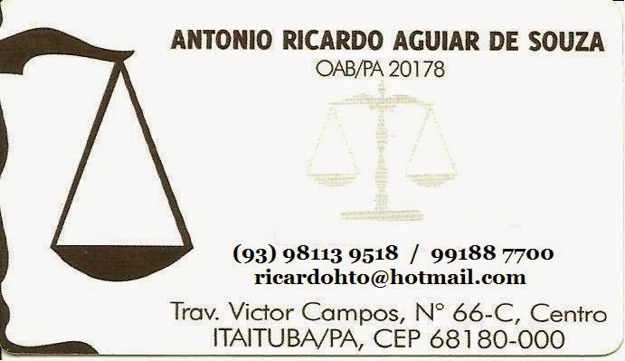 ADVOCACIA RICARDO AGUIAR