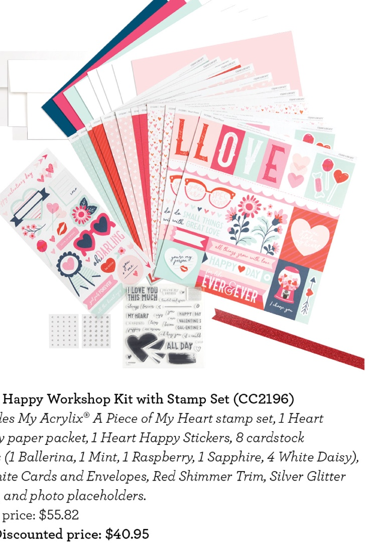 Heart Happy Workshop