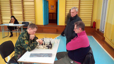 играют Александр Стадольник - Ярослав Макрицкий