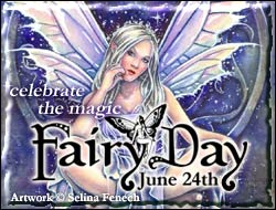 Happy Fairy Day!