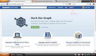 Cara Membuat Aplikasi Facebook (Aplikasi FB)
