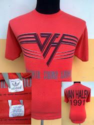 Adidas x '91 Van Halen