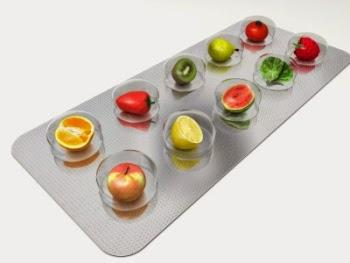 Практически все фрукты и овощи являются кладовыми витаминов на каждый день