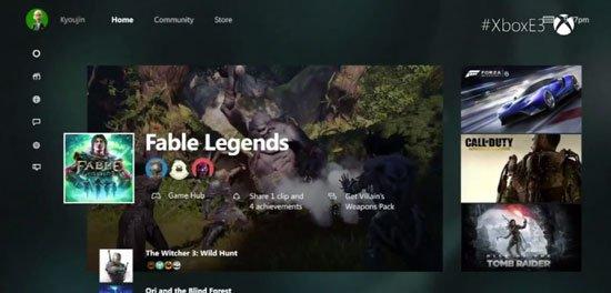 ويندوز 10 يصل إلى أجهزة Xbox One نوفمبر المقبل