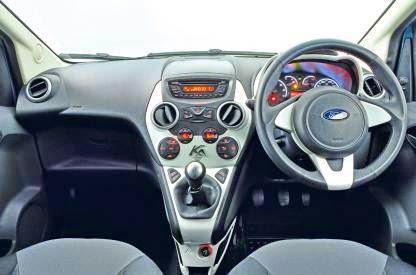 Ford Ka Zetec 2014