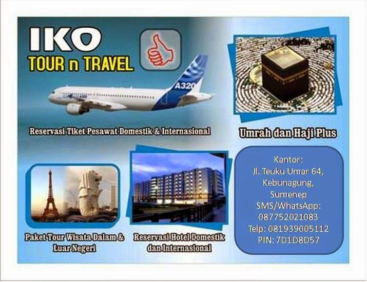Peluang Usaha Tour & Travel
