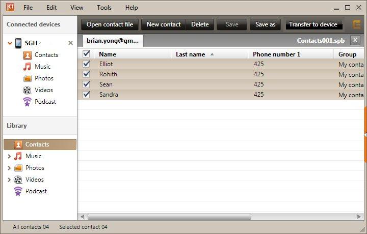 convert spb file to vcf