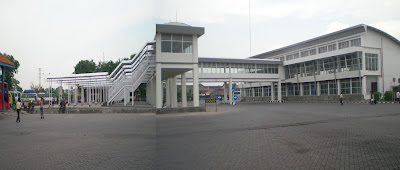 Terminal Purabaya Siap Berbenah