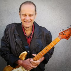 Blues-rock guitarist Walter Trout