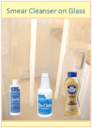 how to use dryer sheets to clean shower doors