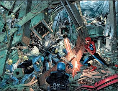 The Comics 9/11 Response