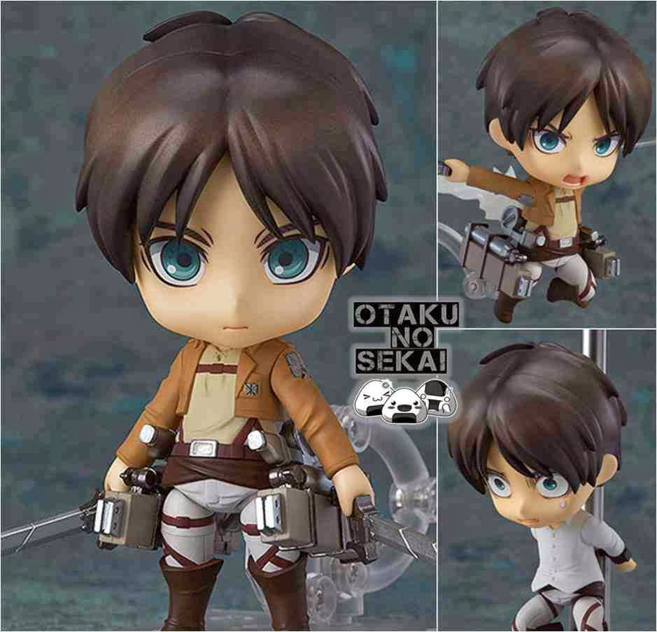 Nendoroid Attack on Titan: Eren Yeager