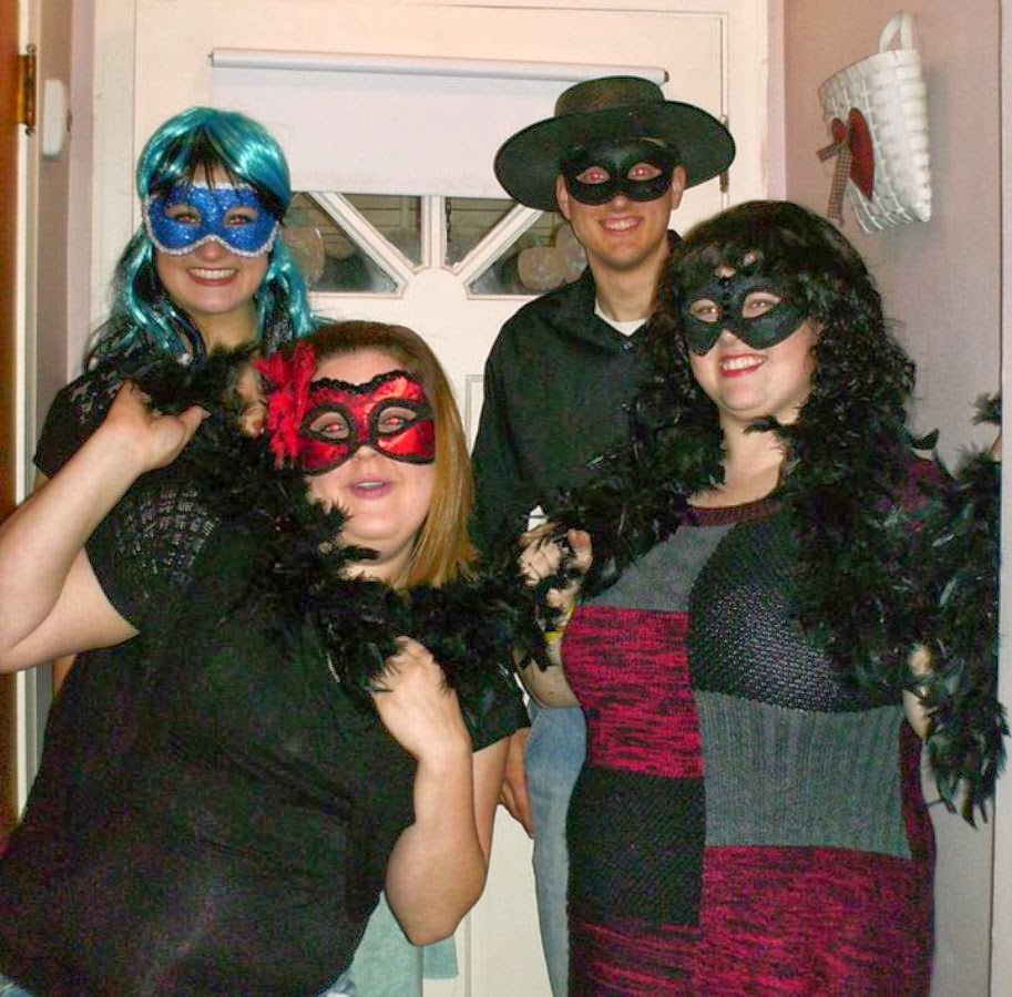 2013 Masquerade