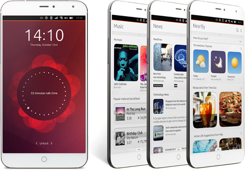 Meizu MX4 Ubuntu Edition Launched