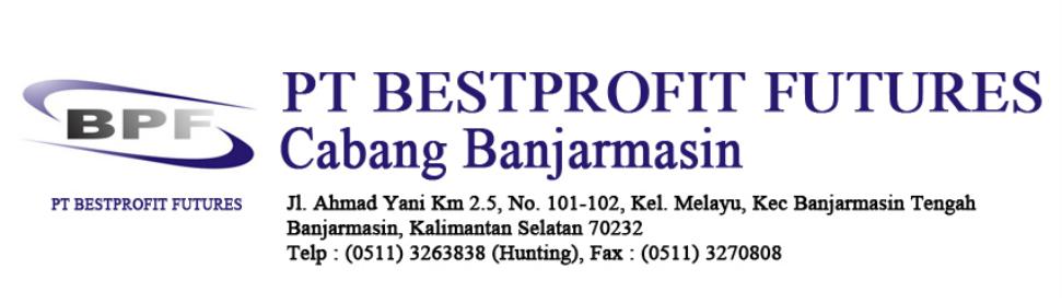 PT. BESTPROFIT FUTURES   BANJARMASIN