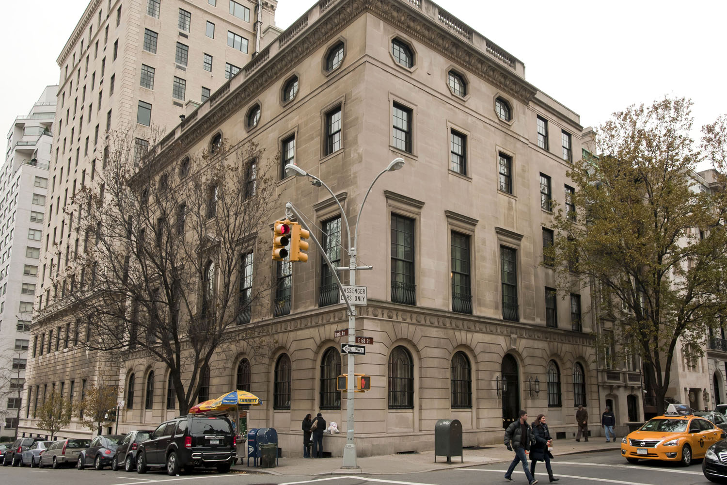 Image result for council foreign relations building