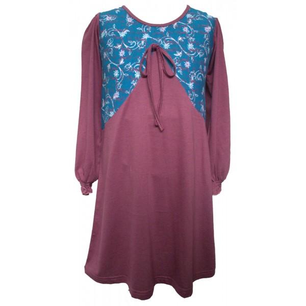 Baju Muslimah Kanak-kanak Aqeela AK-163C