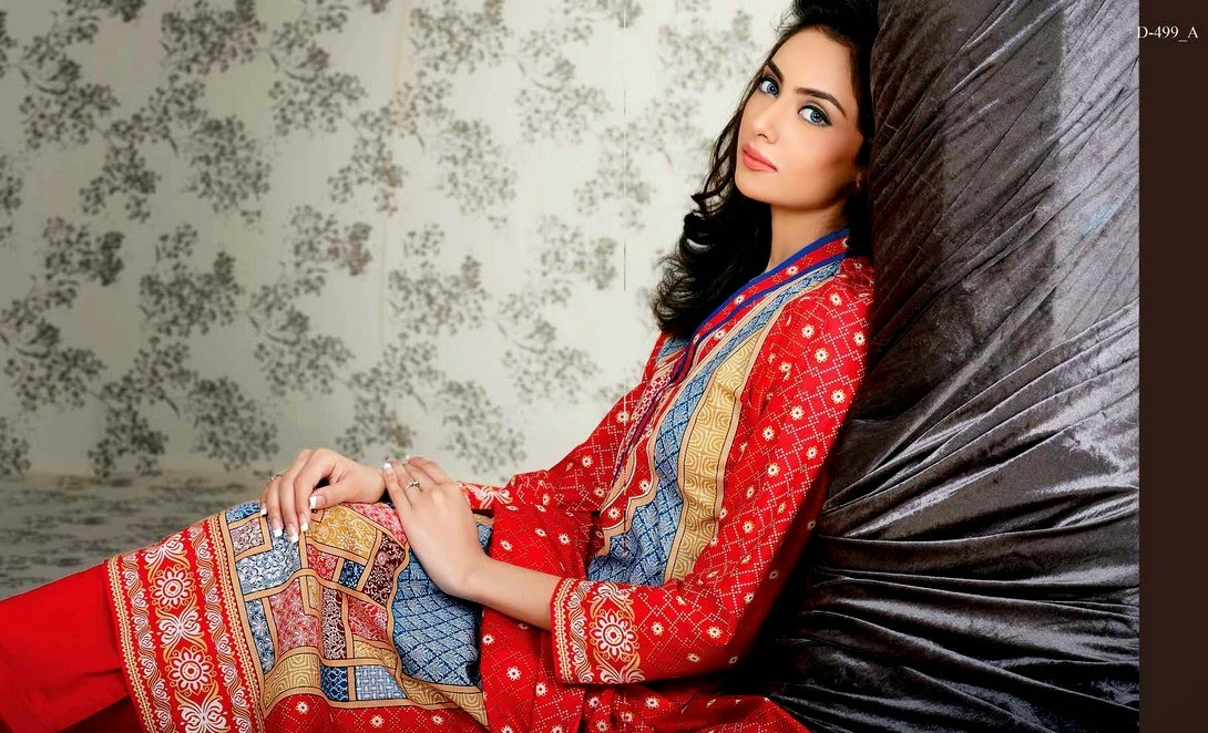 Five Star Classic Lawn Collection 2014, Vol.4
