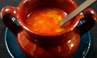 Sopa de ajo de León