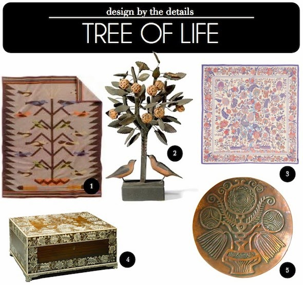 design by the details tree of life objects by capella kincheloe interior design