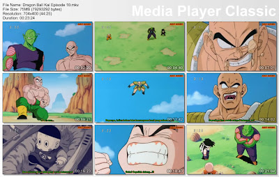 "Download Film / Anime Dragon Ball Kai Episode 10 ""Tunggulah Chaoz! , Kemarahan Ten-Shin-Han""  Bahasa Indonesia"