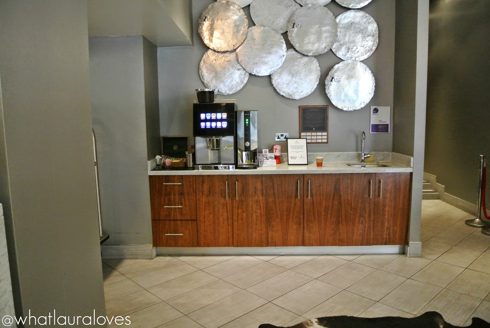 Sandman Signature Hotel in Newcastle Review