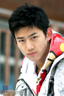 Foto Pemain Dream High Taecyeon
