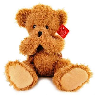 Gambar Lucu Boneka Teddy Bear Warna Cokelat