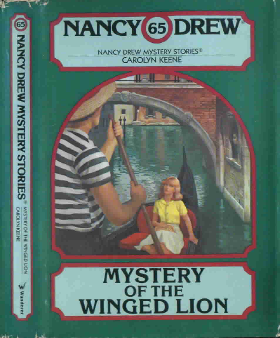 Young adult revisited nancy drew mystery stories 65 mystery of nancy drew mystery stories 65 mystery of the winged lion 1982 biocorpaavc
