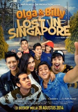 sinopsis film olga & billy lost in singapore
