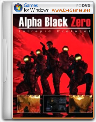 Alpha Black Zero Intrepid Protocol Game