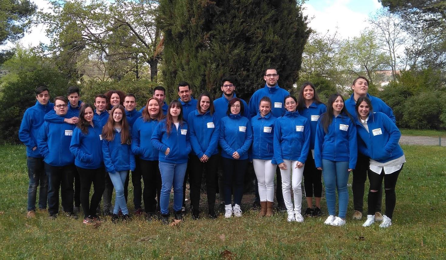alumnos seleccionados 2015