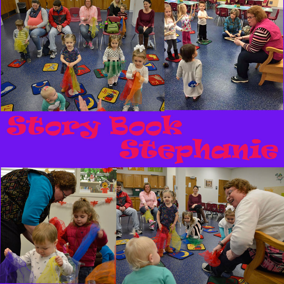 Storybook Stephanie