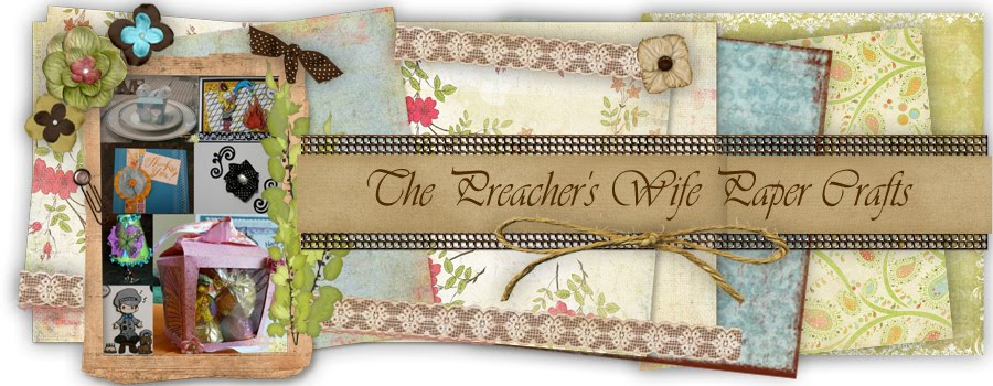The Preacher's Wife Paper Crafts