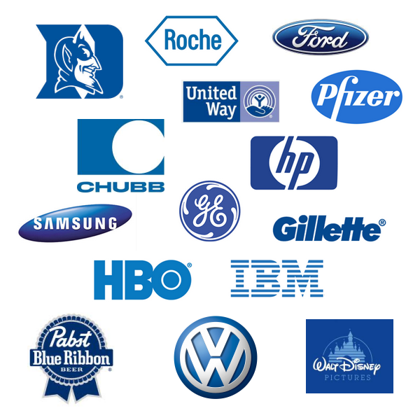 famous blue logos joy studio design gallery best design